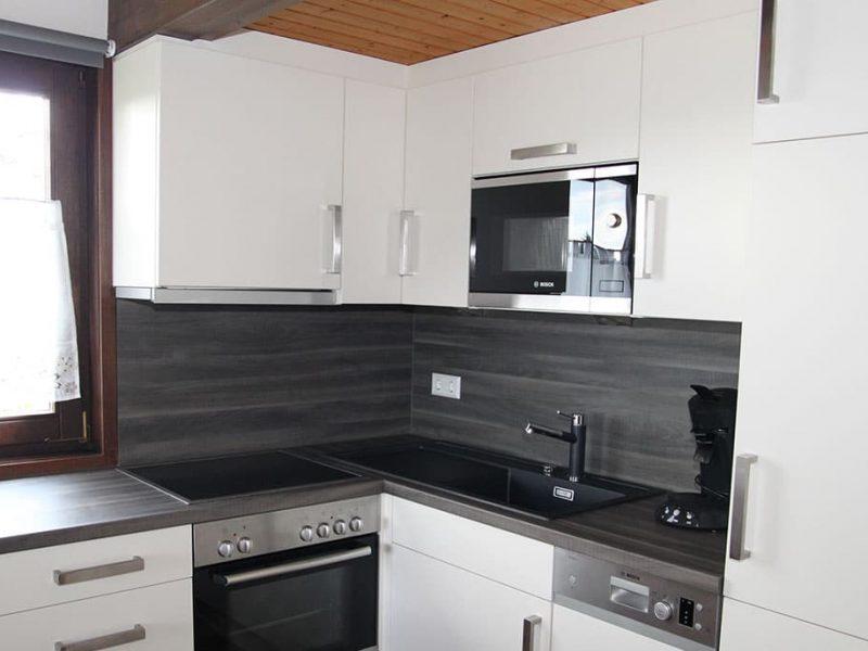 Küche Haus Mohnblume Haus 93 im Feriendorf Öfingen
