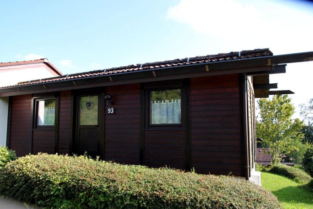 Haus Mohnblume Haus 93 im Feriendorf Öfingen