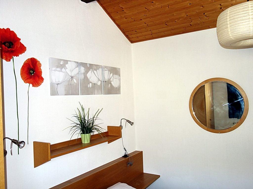 Haus Mohnblume Schlafzimmer 1 Haus 93 Feriendorf Öfingen