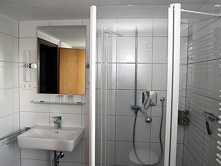 Haus Mohnblume Haus 93 im Feriendorf Öfingen Neu renoviertes Badezimmer