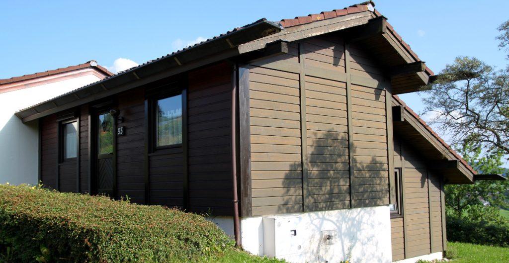 Haus Mohnblume - Haus 93 im Feriendorf Öfingen bei Bad Dürrheim Schwarzwald Baar Schwäbische Alb Oberes Donautal Bodensee